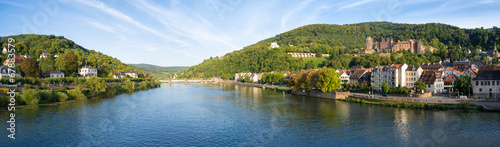 canvas print picture Heidelberg am Neckar