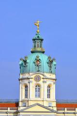 Church. Baroque style