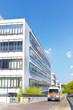 Leinwanddruck Bild - Halle Saale - Klinikum
