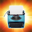 bright typewriter