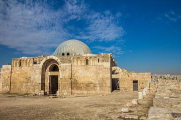 Amman Citadel Mosque