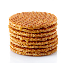 Dutch waffles