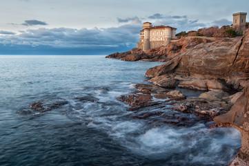 castello sulle rocce