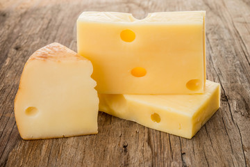 Yellow cheese