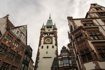 Freiburg im Breisgau, Martinstor