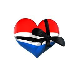 Nederland rouwt