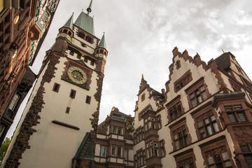 Freiburg im Breisgau, Martinstor 01