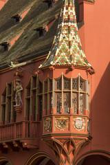 Freiburg im Breisgau, historisches Kaufhaus 1