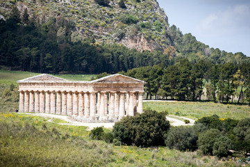 ancient Roman temple of Venus
