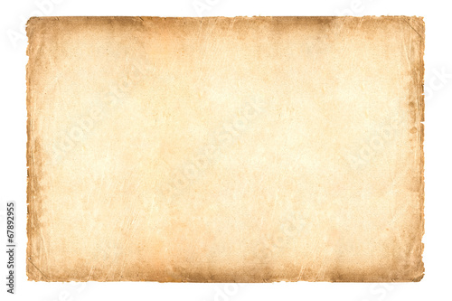 canvas print picture old paper 2 * 3 size (Ratio)