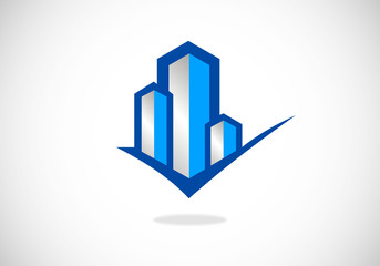 building-choice-business-vector-logo
