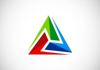 business-triangle-shape-abstract-logo