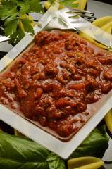 Ragù 라구 소스 Ragu Cucina italiana Italian cuisine