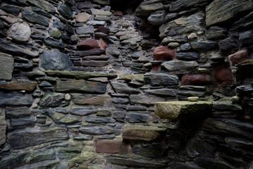 il muro del castello