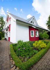 Haus - Zuhause - Garten