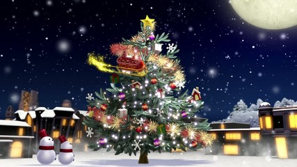 メリークリスマス! サンタからの贈り物A