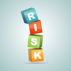 Risk Blocks Falling