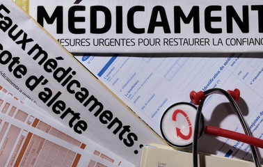 médicaments et copies attention à la fraude