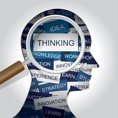 Thinking-vector