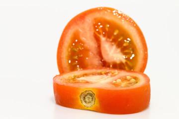 Tomatenschnitt