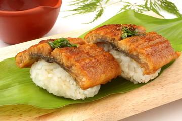 鰻 寿司 土用の丑の日