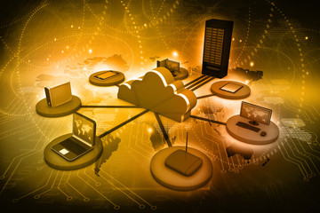 Cloud computing..