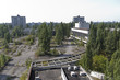 canvas print picture - Chernobyl - Pripyat