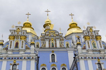 St. Michael cathedral in Kiev