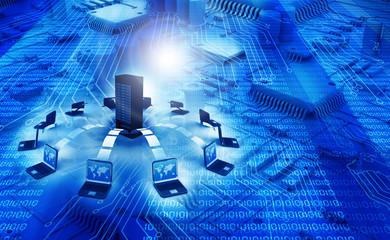 Information Technology background .