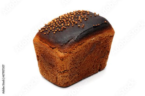 Leinwanddruck Bild Borodino bread