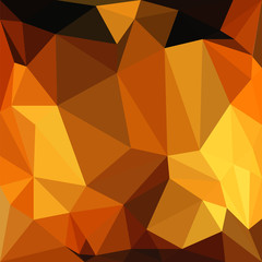 flame colored vector abstract background