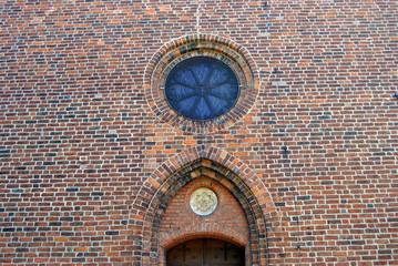 Kirchenfenster Heiligenhafen