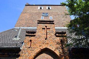Heiligenhafen Kirchenansicht