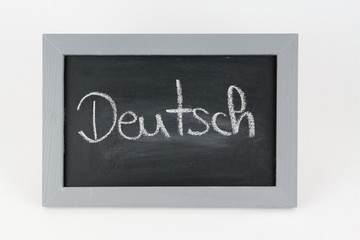 Tafel Deutsch