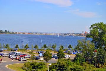 Aussicht Heiligenhafen