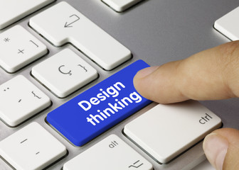Design thinking. Keyboard