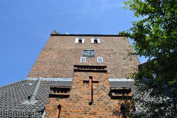 Ansicht Kirchenturm