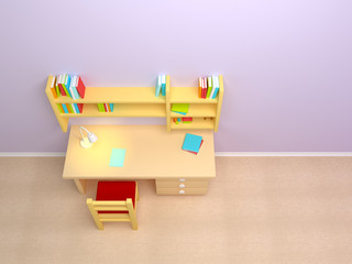 school child room
