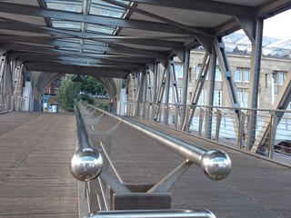 Anlegebrücke Landungsbrücken