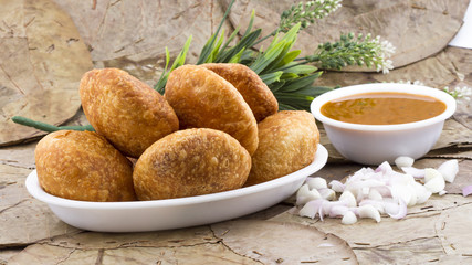 Kachori Food