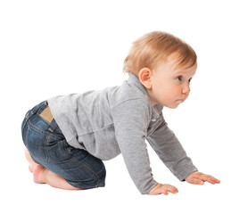 child crawl