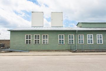 mauthausen camp