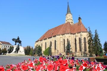 Cluj-Napoca in Romania