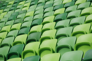 Green tribune