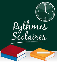 Rythmes scolaires.