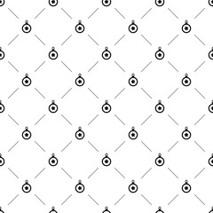 Vector seamless pattern, christmas
