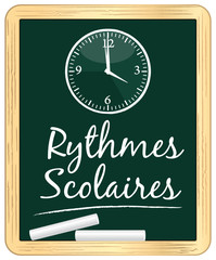 Rythmes scolaires III.