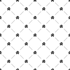Vector seamless pattern, home