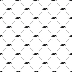 Vector seamless pattern, graduate