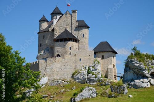 fototapeta na ścianę Zamek Bobolice